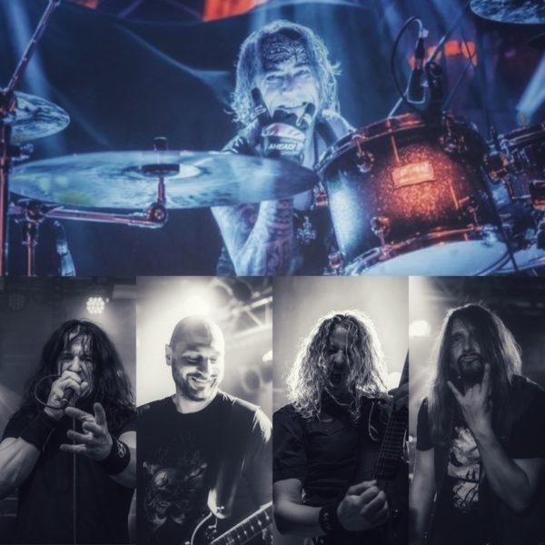 WE ARE ONE - Release-Konzert leider ohne Stefan am Schlagzeug